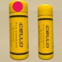 Lap kanebo sedang kuning  merk CELLO
